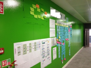 More Story Wall